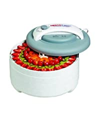 Nesco American Harvest FD-61 Snackmaster Encore Dehydrator and Jerky Maker by Nesco