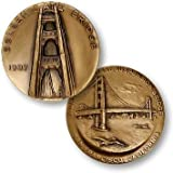 Golden Gate Bridge National Monument Coin