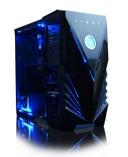 ordinateur de bureau vibox sharp shooter 7xsw 4 0ghz extr me online gamer gaming desktop. Black Bedroom Furniture Sets. Home Design Ideas