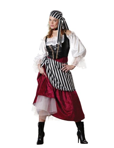 Halloween Costumes Item - Pirates Wench Adult Large