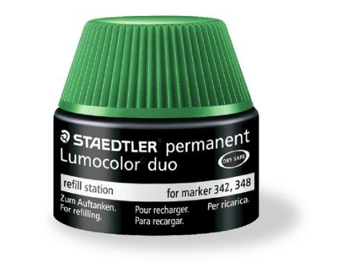 Staedtler Encre de recharge pour Marqueur Vert