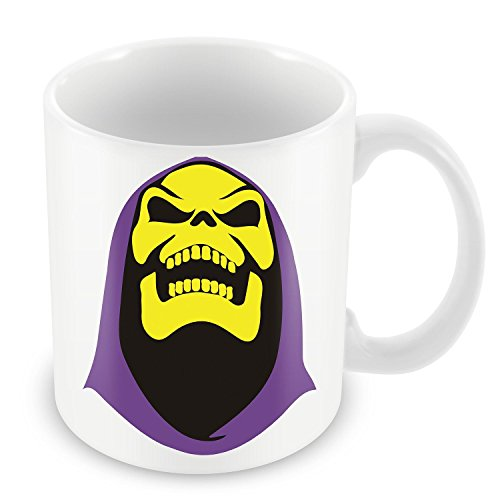 Mug MUTO Skeletor Testa He Man Masters Of The Universe