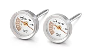 Outset Poultry Thermometers, Set of 2