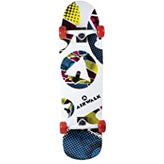 Buy Airwalk Old School 32 Cruiser Board Complete by Airwalk