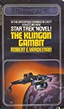 echange, troc Robert E Vardeman - The Klingon Gambit (Star Trek, No 3)