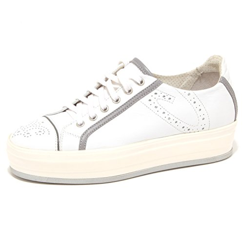 2132P sneaker donna GUARDIANI SPORT TOKIO TOWN bianco shoe woman [35]