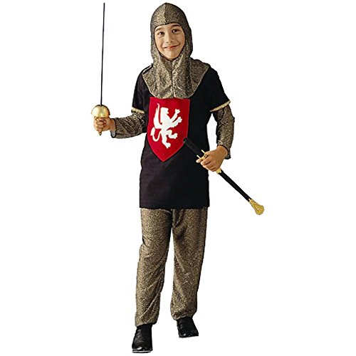 Child's Medieval Knight Halloween Costume (Size:Large 12-14)