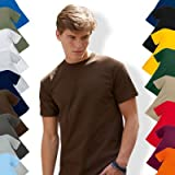Fruit of the Loom - Heavy T-Shirt 'Super Premium T'