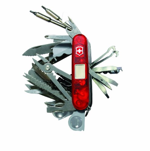 Victorinox SWISSCHAMP XAVT 80 Swiss Army Knife