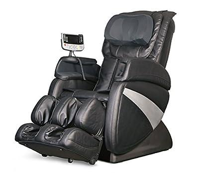 COZZIA Robotic Massage Chair, Black