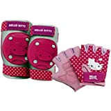 Bell Hello Kitty Pedal and Go Protective Gear