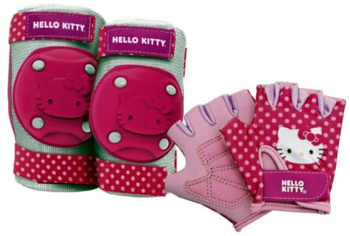 Bell Hello Kitty Pedal and Go Protective Gear JungleDealsBlog.com