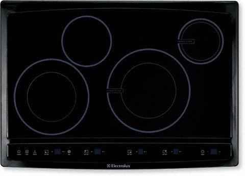36 Inch Electric Cooktop With Downdraft