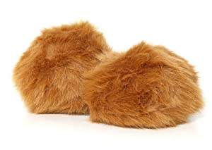 Star Trek Tribble, Light Brown - New Dual Sound Version - Large Size