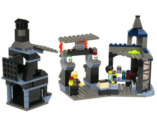 Thestral Harry Potter Lego Lego Harry Potter Knockturn