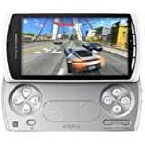 Sony Ericsson R800IEUWH Xperia PLAY PlayStation Certified Android Smartphone with 5MP Camera, Touchscreen, Wi-Fi, Bluetooth - Unlocked Phone - International Version - White