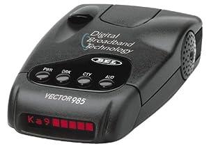 Beltronics Vector 985 Radar Laser Detector (Discontinued by Manufacturer)