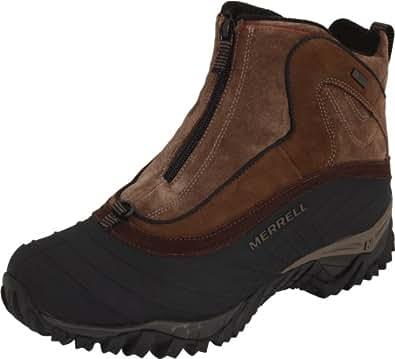 Merrell Men's Isotherm Zip Waterproof Boot, Espresso, 13 M