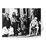 The Young Ones - Greeting Card (Pack of 2) - 7x5 inch - Art247 - Standard Size - Pack Of 2
