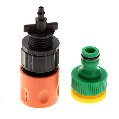 5m Exterieur Brumisation Système Refroidissement 10 Plastique Micro simple Buse