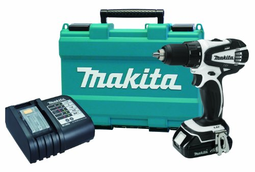 For Sale! Makita XFD01WSP 18V Compact Lithium-Ion Cordless 1/2 Driver-Drill Kit with 1 Battery