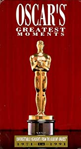 Oscar's Greatest Moments - 1971 to 1991 [VHS]