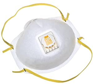 3M #R8511 Woodworking Respirator [Misc.] [Misc.]