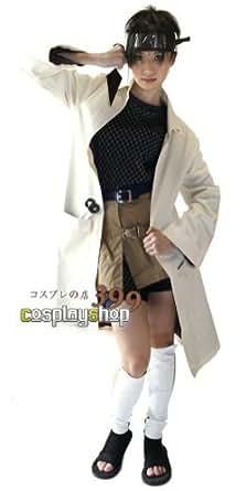 Costume for Cosplay of Anko Mitarashi From Naruto (Large)