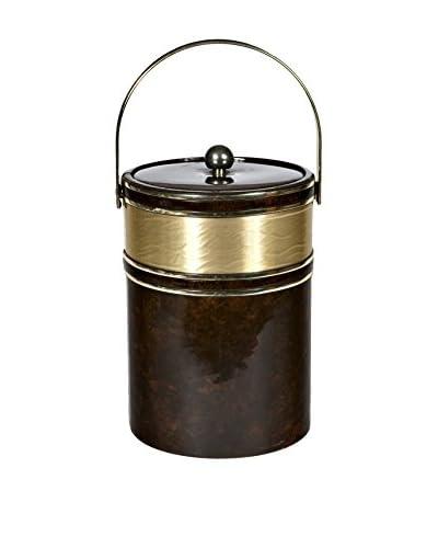 2 B Modern 1960s Handled Ice Bucket, Multi