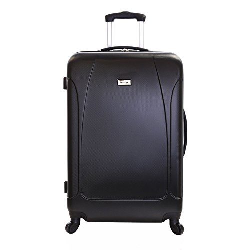Karabar Evora 76 cm XL bagagli rigidi, Nero
