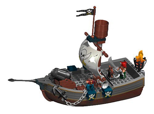 LEGO - Duplo Pirates Ghost Ship