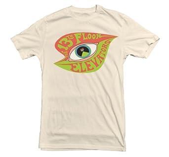 13th floor elevator t shirt texan psychedelic for 13th floor elevators shirt