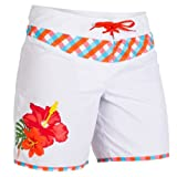 Tribord Aloha Shorts, Medium (White)