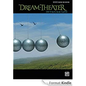 Dream Theater Octivarium Authentic Guitar Tab Edition