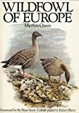 img - for Wildfowl of Europe book / textbook / text book