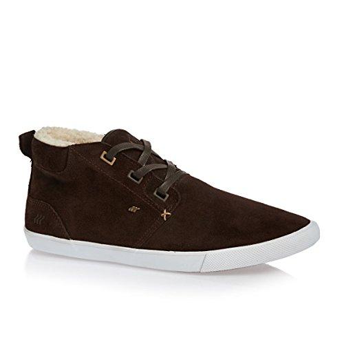 Boxfresh, Sneaker uomo marrone marrone, marrone (marrone), 8 UK