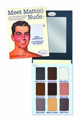 theBalm - Meet Matt(e) Nude Eyeshadow Palette