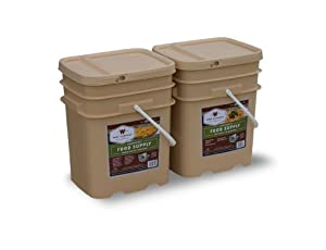 Wise Company 240 Serving Package (40-Pounds, 2-Buckets) from Wise Company
