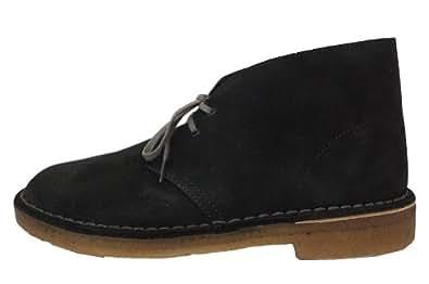 Clarks Men's Desert Chukka Boot,Gray,7.5 M