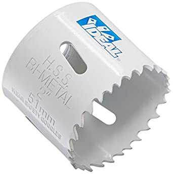 Ideal Industries Ironman Bi-metal Hole Saws