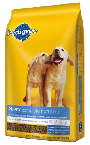 Pedigree Puppy Complete Nutrition Dry Food, 7-Pound