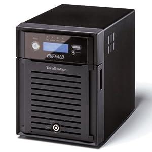 BUFFALO TeraStation Pro Quad 4-Bay 4 TB (4 x 1 TB) RAID Network Attached Storage (NAS) - TS-QVH4.0TL/R6