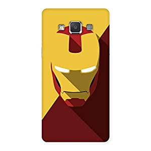 Stylish Real Genius Back Case Cover for Galaxy Grand 3