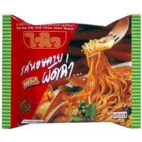 Instant Wai Wai Dried Noodles Pad Char Baby Clam Flavor - Pack of 10 pad автокресло водонепроницаемый перетяжка pram радуга baby дети коляски подушка