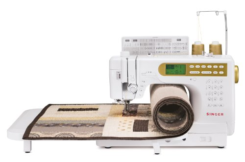 Best Prices! Singer S18 Studio Computerized High Performance Quilting and Sewing Machine