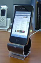 Sinjimoru Sync and Charge Dock Stand for iPhone 4, 3G, 3GS, and iPod (Color Option: White)