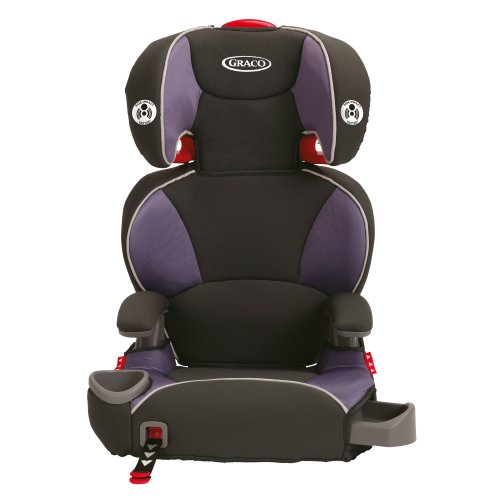 For Sale! Graco Affix Youth Booster Seat with Latch System, Grapeade