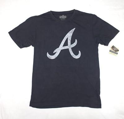 MLB Atlanta Braves Retro Character Design T-Shirt By Red Jacket
