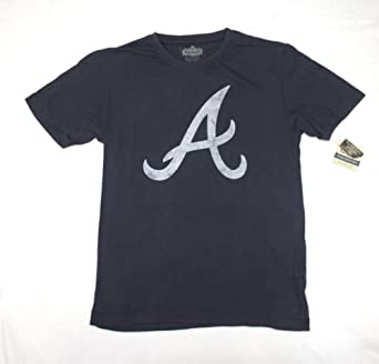 MLB Atlanta Braves Retro Character Design T-Shirt By Red Jacket by Red Jacket