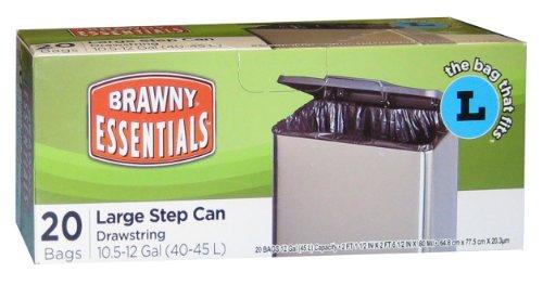 brawny-essentials-40-45l-drawstring-step-can-liner